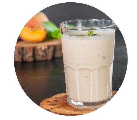 nutritious bermuda triangle protein shake